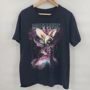 Vintage Stumpfest Band Graphic Men's T-shirt